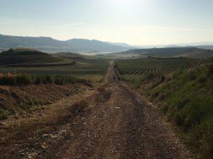 Le ruban entre la Rioja et Castille et Léon.