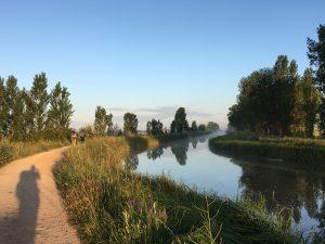 Le canal de Castille.